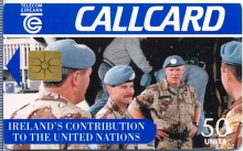 United Nations Callcard (front)