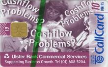 Ulster Bank Callcard (front)