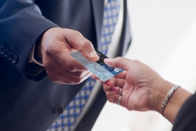Telecom Eireann Business Card Callcard
