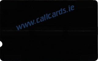 Dublin GPT Trial 10u  Deep Notch Callcard (back)