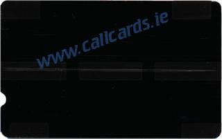 Dublin GPT Trial 100u Callcard (Back)