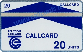 Galway Trial 20u Callcard (front)