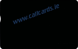 Galway Trial 50u Callcard (back)