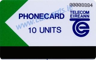 Limerick Trial 10u Callcard (front)