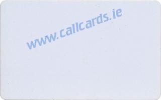 Limerick Trial 20u Callcard (back)