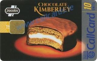 Jacobs Chocolate Kimberley Callcard (front)