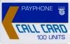 Dublin GPT Trial 100u Callcard (Front)