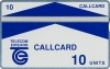 Galway Trial 10u Callcard (Front)