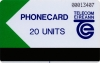 Limerick Trial 20u Callcard (front)