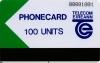 Limerick Trial 100u Callcard (front)