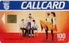 An tOireachtas 1991 Callcard (front)