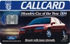 Ford Mondeo Callcard (front)