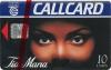 Tia Maria 1994 Callcard (front)