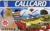 Irish Kidney Association Callcard (front)