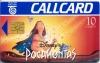 Pocahontas Callcard (front)