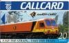 Irish Rail Callcard (front)