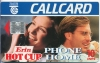 Erin Hot Cup 1995 Callcard (front)