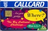 Callcard Challenge 1996 General Issue Callcard (front)