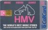 HMV (H.M.V.) Callcard (front)