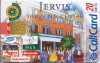 Jervis Shopping Centre Callcard (front)