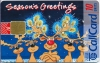 Christmas 1996 Special Issue Callcard (front)