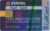 Statoil Callcard (front)