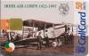 Irish Air Corps Callcard (front)