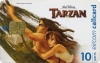 Disney's Tarzan & Jane Callcard (front)