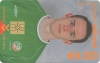 Andy O' Brien World Cup 2002 Callcard (front)
