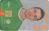 Gary Kelly World Cup 2002 Callcard (front)