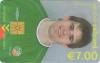 Kevin Kilbane World Cup 2002 Callcard (front)