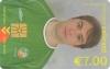 Jason McAteer World Cup 2002 Callcard (front)
